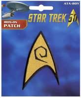 Ata-Boy Star Trek Engineering Insignia Iron-On Patch