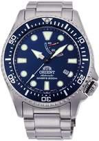 Orient JIS standard-compliant scuba diving for the 200m waterproof full-scale diver mechanical watches RA-EL0002L Men's