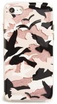 Rebecca Minkoff Camo Bird Iphone 7 Case - Orange