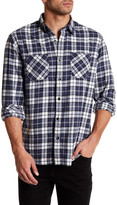 James Campbell Anju Plaid Regular Fit Shirt