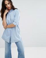 MiH Jeans Minimal Oversize Shirt