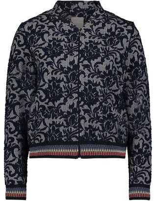 Betty and Co Tapestry blouson jacket