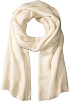 Free People Kennedy Waffle Knit Scarf Scarves