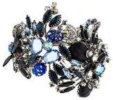 Tom Binns Crystal Embellished Cuff Bracelet