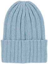 The Elder Statesman Women's Bunny Echo Cashmere Beanie