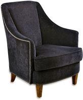 Uttermost Nala Armchair in Midnight Black