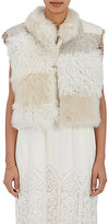 Sea Women's Fur Vest