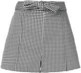 Zimmermann checked shorts