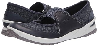 Ecco Sport Biom Life Mary Jane (Trellis/Trellis) Women's Shoes