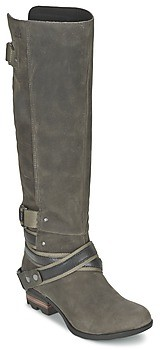 Sorel LOLLA TALL women's High Boots in Grey