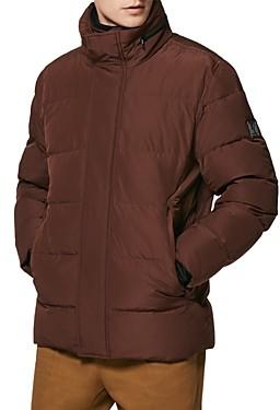 Andrew Marc Stratus Water Resistant Puffer Coat