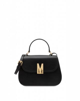 Moschino M Hand Bag Woman Black Size U It - (one Size Us)