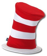 Elope Deluxe Dr. Seuss The Cat in the Hat Adult Hat