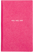 Smythson 'Yes Yes Yes' notebook