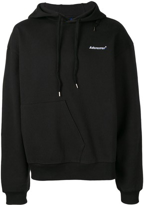 Ader Error Oversized Hooded Sweatshirt