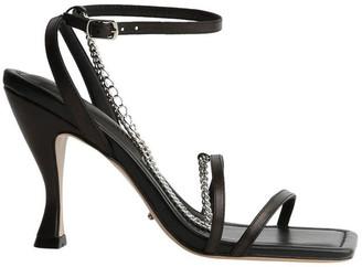 Tony Bianco Libra Black Capretto Heels