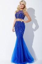 Jovani Two-Piece Embellished Dress JVN33698