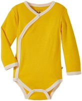 Baby Soy Essential Kimono Bodysuit (Baby) - Sunshine - 12-18 Months
