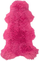 Pols Potten Lambskin Rug - 100x70cm - Pink