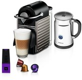 Nespresso Pixie Bundle Titan by Breville