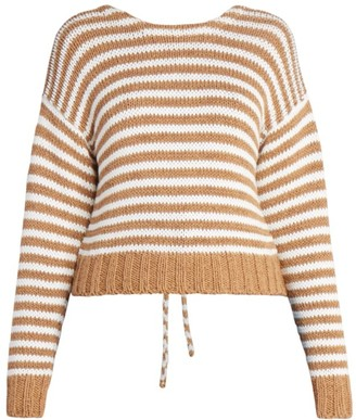 Chloé Chunky Summer Stripe Sweater