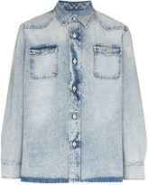 Our Legacy New Frontier denim shirt
