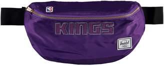 Herschel Unbranded Purple Sacramento Kings Sixteen Hipsack