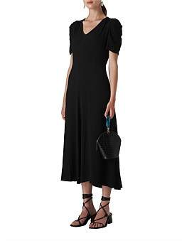 Whistles Jolanta Midi Dress