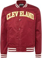Schott Cleveland Varsity Bomber Jacket