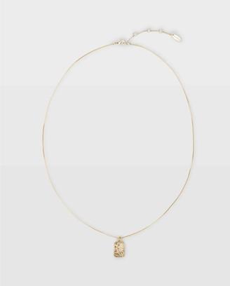 Club Monaco Serefina Long Pendant Necklace