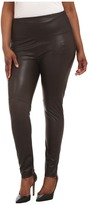 Lysse Plus Size Vegan Leather Leggings