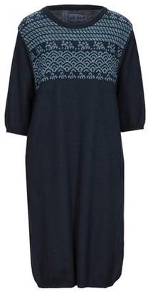 Blue Blue Japan Knee-length dress