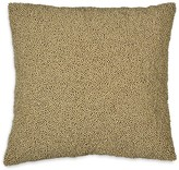 "DKNY Loft Stripe Chalk Beaded Decorative Pillow, 12"" x 12"""