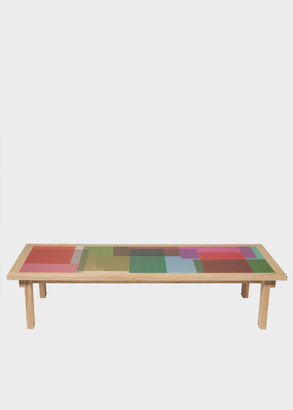 'Overlapping Colour Blocks' Coffee Table by DANAD Design