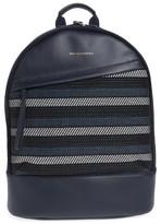 WANT Les Essentiels Men's Kastrup Leather Backpack - Blue