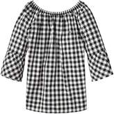 Tommy Hilfiger TH Kids Gingham Top