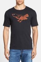 Red Jacket Men's 'Baltimore Orioles - Brass Tacks' T-Shirt