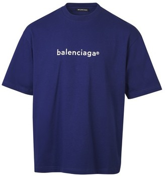 Balenciaga New copyright jersey t shirt
