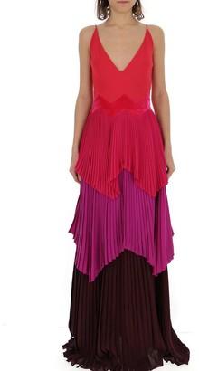 Givenchy Layered Dress