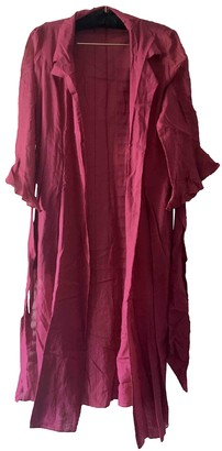 Charo Ruiz Ibiza Pink Cotton Jackets