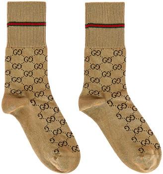 Gucci Socks in Brown | FWRD