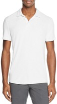 Theory Willem Terry Marine Slim Fit Polo Shirt - 100% Exclusive