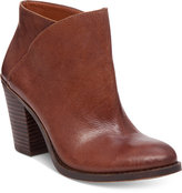 Lucky Brand Women's Eesa Block-Heel Booties
