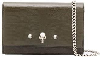 Alexander McQueen Skull Stud Crossbody Bag