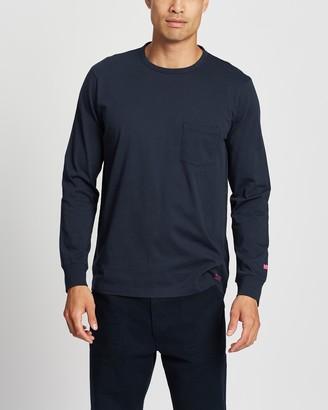 Albam Utility Long Sleeve T-Shirt