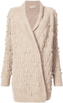 Ulla Johnson knitted midi cardigan