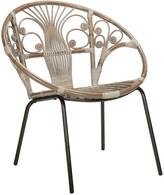 Safavieh Carlson Rattan Accent Chair