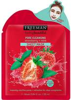 Freeman Pore Cleansing Strawberry & Mint Sheet Mask
