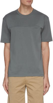 Equil Relaxed fit crewneck cotton T-shirt
