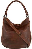 Frye Leather Melissa Hobo Handbag